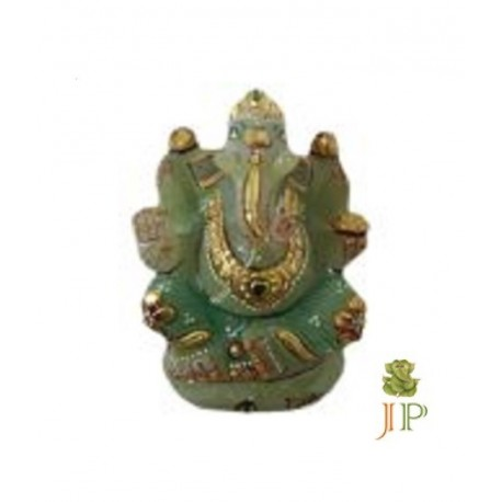 Ganesh Ji Made of Natural Amachurian