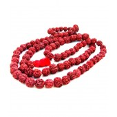 Gupta Rudraksh Collection Brown Eyed Rudraksh Mala (combo Of 2)
