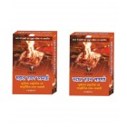 Amrit Herbals Pvt Ltd Brown Rudraksh Hawan Samagri 1 Kg - Pack Of 2