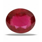 JanmPatrika Certified Gemstone Natural Ruby (manik) Of 10.70 Ratti / 9.73 Carat