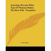 Astrology Reveals What Type of Woman Makes the Best Wife - Pamphlet
