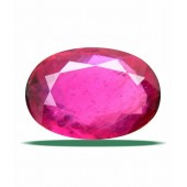 Certified Gemstone NATURAL RUBY ( MANIK / SURYA ) of 4.83 Ratti / 4.39 Carat , ELITE Category