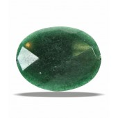 JJE Certified Gemstone Natural Emerald (panna) Of 8.47 Ratti / 7.70 Carat, Delux Category
