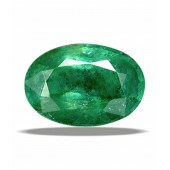JJE Iadgl Certified 7-7.5 Ratti / 6.78 Carat Of Emerald (panna) Astrological Gemstones