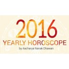Varsh Phal (Annual Forecast) 2016