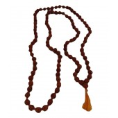 Ledo Enterprises Brown Handmade Rudraksh Mala