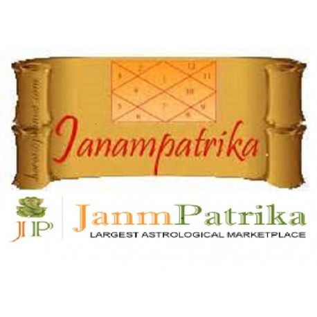 Horoscope (Janmpatrika) by email