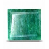 JJE Certified Gemstone Natural Emerald ( Panna / Budh ) Of 10.58 Ratti / 9.62 Ct, Delux Category