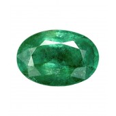 JJE Certified Natural EMERALD ( Panna ) 3.25 - 3.50 Ratti (Suggested) DELUX EXCLUSIVE Quality