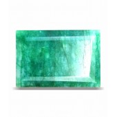 JJE Certified Gemstone Natural Emerald ( Panna / Budh ) Of 4.49 Ratti / 4.08 Carat , Premium Category