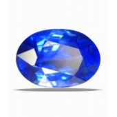 IndoGems Certified Natural Blue Sapphire / Neelam Of 3 - 3.5 Ratti / 3.20 Ct, Premium Exclusive Category