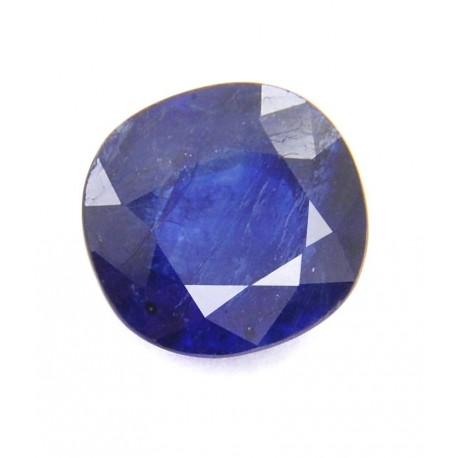 JanmPatrika Inderneel Neelam 4.50 Ratti Astrological Certified Blue Sapphire